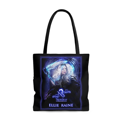 Orbs of Azure Tote Bag