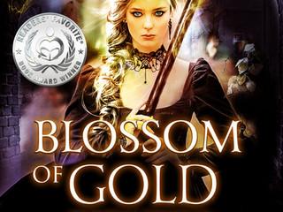 Ellie Raine wins Silver Medal in fantasy for Readers' Favorite Awards!