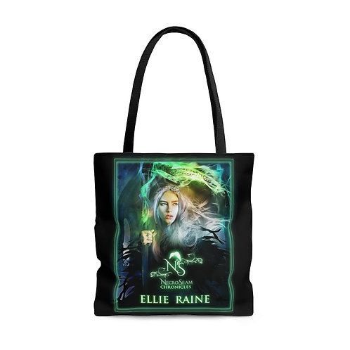Pearl of Emerald Tote Bag
