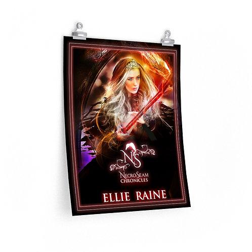 Phoenix of Scarlet Poster
