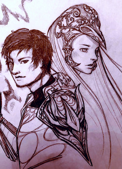 xavier Willow armor sketch_edited