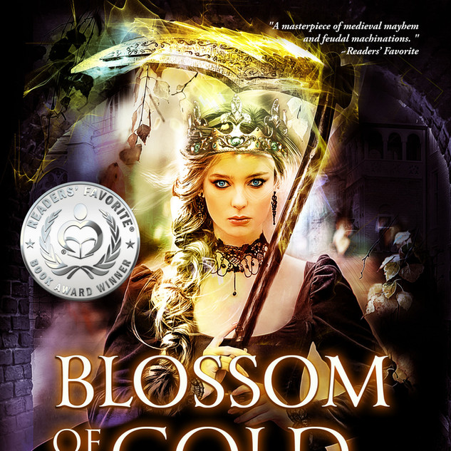 Blossom of Gold (NecroSeam #5)