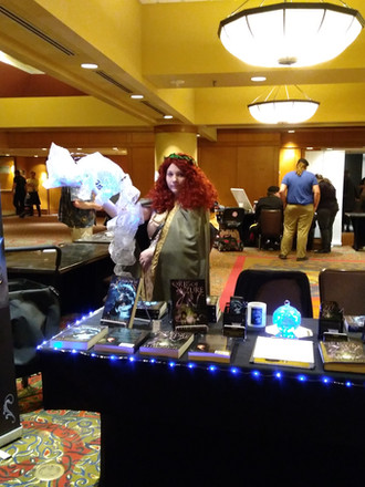 Pictures from Jordan Con's Shenanigans! (And gender reveal!)