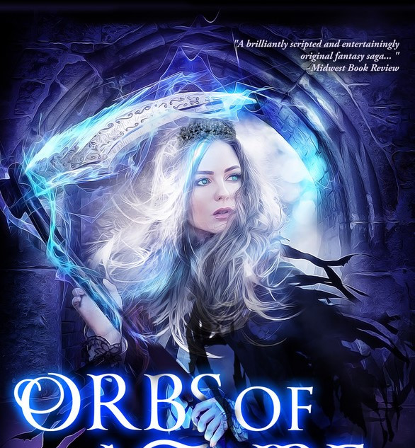 Orbs of Azure (NecroSeam #2)