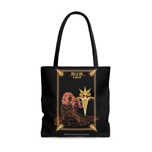 Land Royal-Oracle Card-Tote Bag