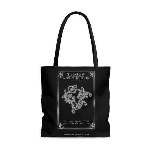 King of Demons-Oracle Card-Tote Bag