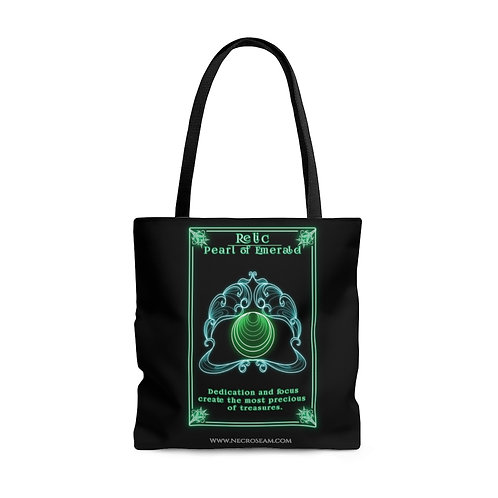 Pearl of Emerald-Oracle Card-Tote Bag