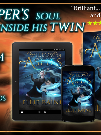 Willow of Ashes only $1.99!