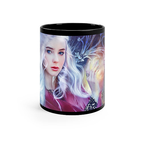 Princess of Grim Black mug 11oz