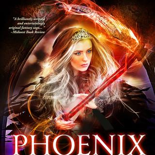 Phoenix of Scarlet (#4)