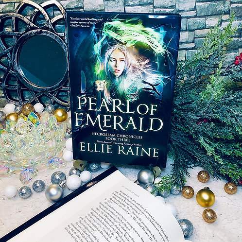 Pearl of Emerald (NecroSeam Chronicles Book #3)