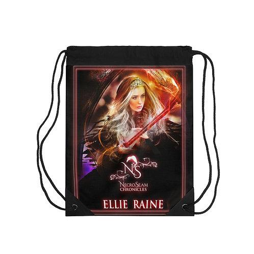Phoenix of Scarlet - Drawstring Bag