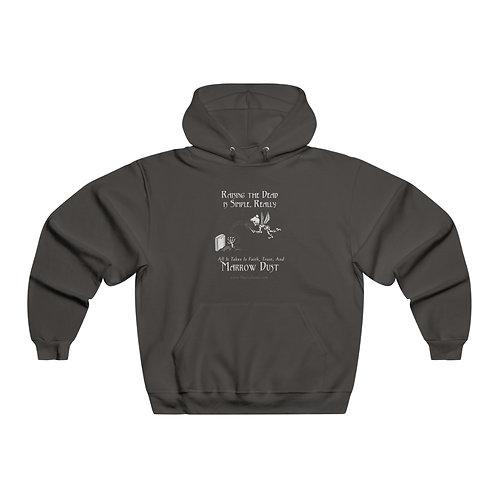 Marrow Dust - NUBLEND® Hooded Sweatshirt