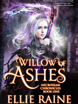 ATL sci-fi/fantay Expo, NecroSeam Book 4 update, and Willow Cover Re-Design