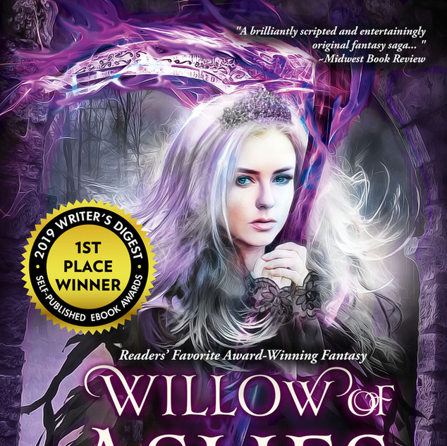 Willow of Ashes (NecroSeam #1)