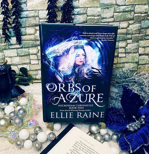 Orbs of Azure (NecroSeam Chronicles Book #2)