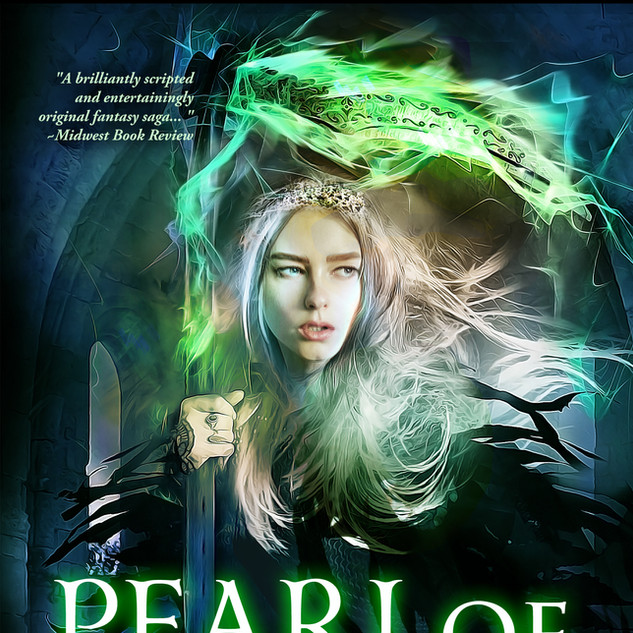 Pearl of Emerald (NecroSeam #3)