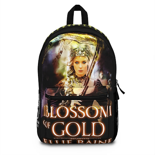 Blossom of Gold - Backpack (Made in USA)
