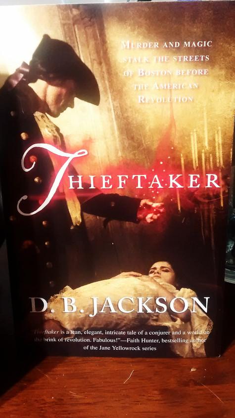 ThiefTaker, D.B. Jackson