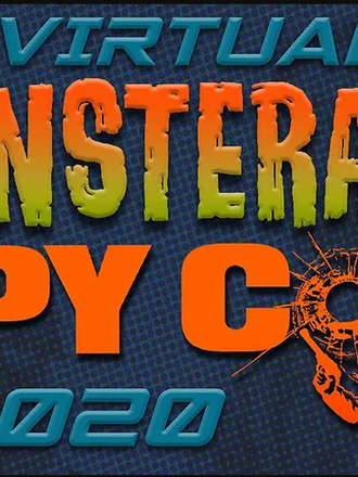 Monsterama Virtual Con -Ellie Raine's Panel Schedule