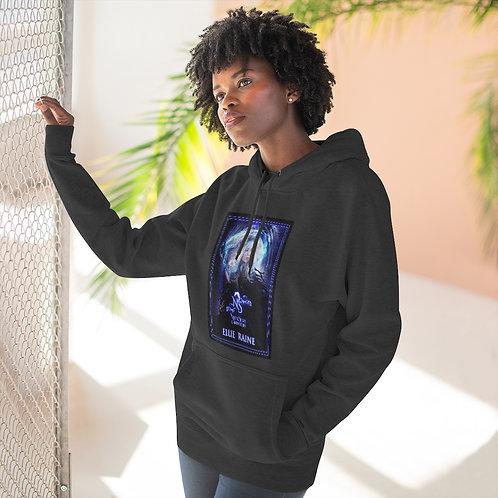 Orbs of Azure - Unisex Premium Pullover Hoodie