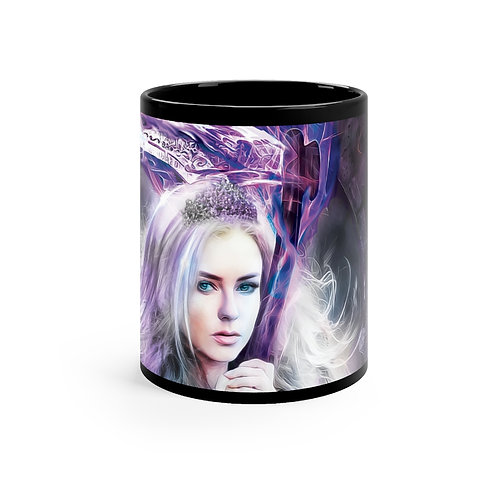 Willow of Ashes Black mug 11oz