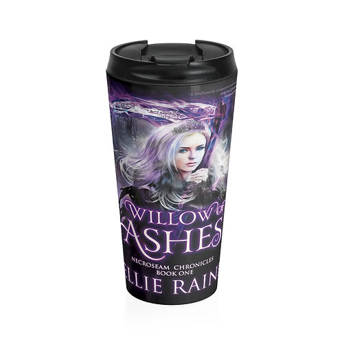 Willow of Ashes Stainless Steel Travel Mug
