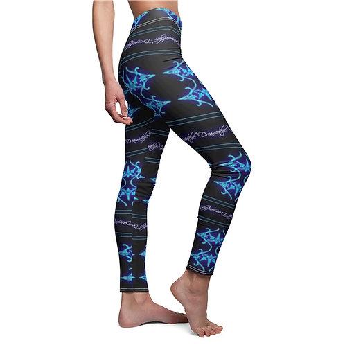 DreamCatcher - Women's Cut & Sew Casual Leggings