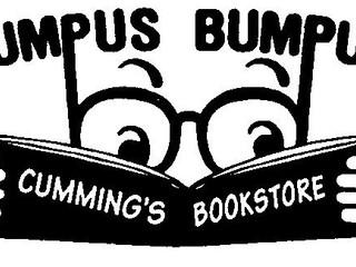 Signing June 17th at Humpus Bumpus Books