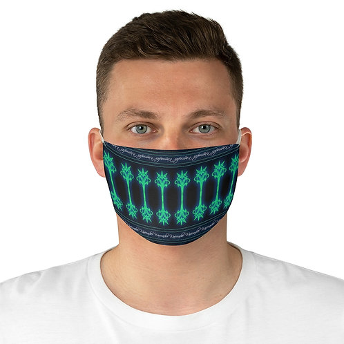 WaveCrasher - Fabric Face Mask