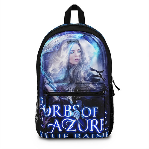 Orbs of Azure - Backpack (Made in USA)