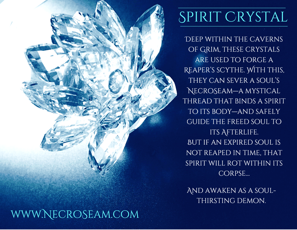 spirit Crystal big