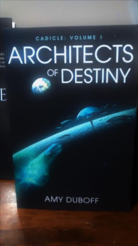 Architects of Destiny, Amy Duboff