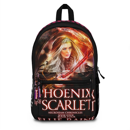 Phoenix of Scarlet - Backpack (Made in USA)