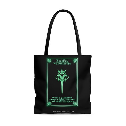 Wavecrasher-Oracle Card-Tote Bag