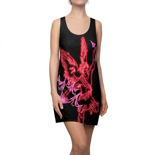 Sky - Women's Cut & Sew Racerback Dress