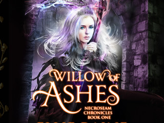 Willow of Ashes Now on Audible!