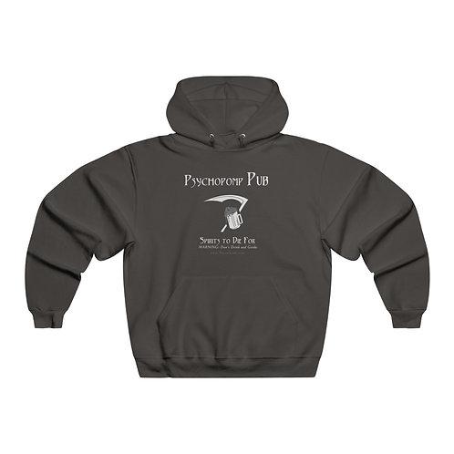 Psychopomp Pub - NUBLEND® Hooded Sweatshirt