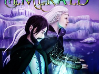 AVAILABLE NOW! Pearl of Emerald, NecroSeam book 3!