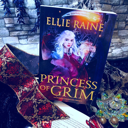 Princess of Grim Novel (NecroSeam Chronicles Prequel)