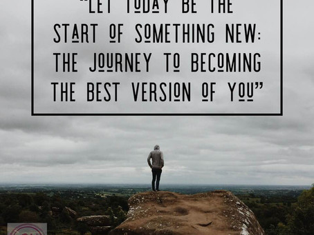 Your Journey NEEDS TO START...