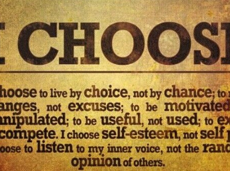 Your Choice, NOT theirs...