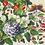 Thumbnail: 250 Piece Wooden Puzzle: Vintage Botanicals