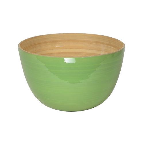 Large Tall Bamboo Bowl