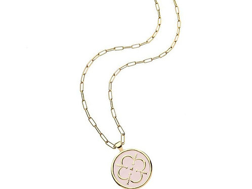 Love Coin Pendant Necklace by Jane Win