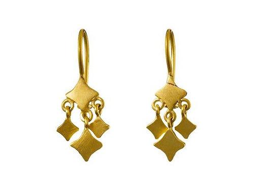 Dangle Earrings by Jane Diaz