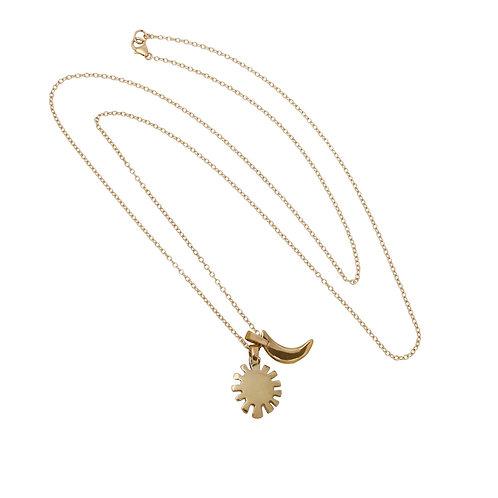 Dawn Necklace by Marissa Mason
