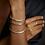 Thumbnail: Rose Bracelet by Marisa Mason