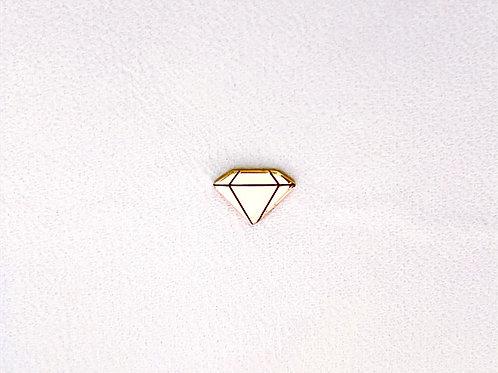 Diamond Shaped Single Stud