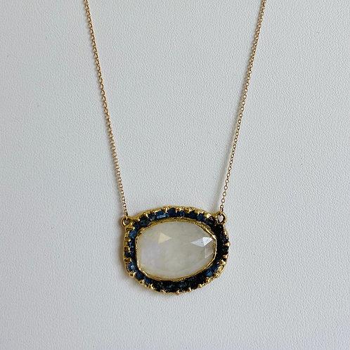 The Lunar Pendant by Emilie Shapiro